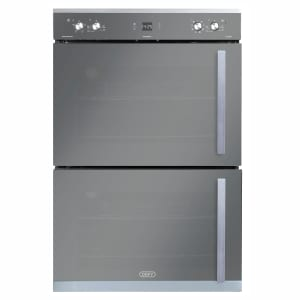 DEFY 184L Gemini Gourmet Multifunction Double Oven DBO468