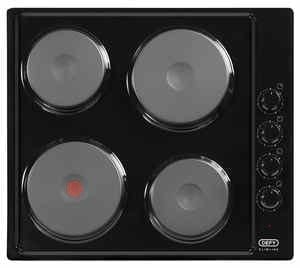 Slimline Solid Hob with CP