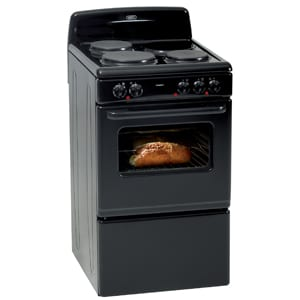 500 Series Compact Electric Stove